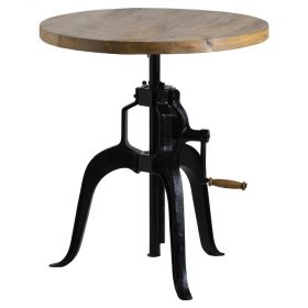Huntsman Adjustable Bistro Table
