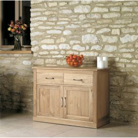 Boston Oak Small Sideboard