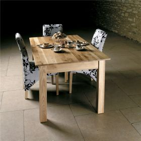 Boston Oak 150cm Dining Table