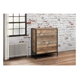 Lucca 4 Drawer Chest