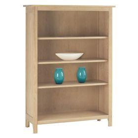 Nimbus 3 Shelf Bookcase