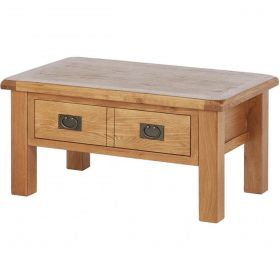 Oakhampton  Coffee Table With Drawer