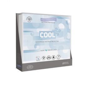Cool  Fitted Skirt Mattress Protector
