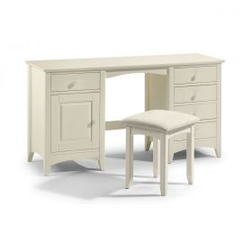 Amaya Twin Pediestal Dressing Table