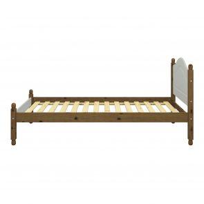 "Thornton Grey 3'0"" Single Bed Frame"