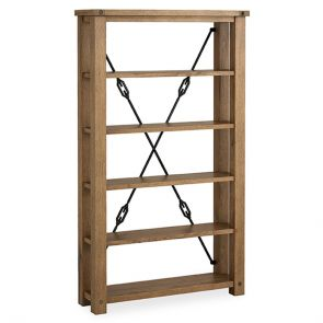The Barn Collection 5 Shelf Display Cabinet