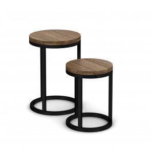 Manhattan Circular Nest of Tables