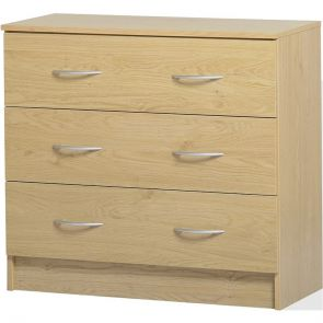 Nottingham 3 Drawer Chest