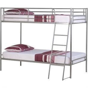 Budget Bunk 3'0 Metal Frame Bunk Bed
