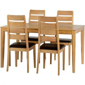 Tranmere Dining Table With 4 Chairs