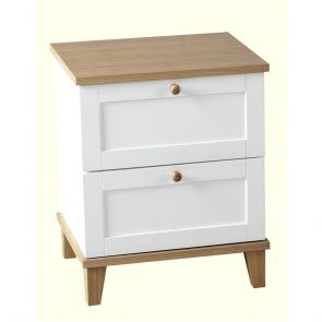 Colby 2 Drawer Bedside