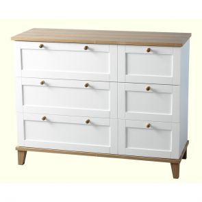 Colby 6 Drawer Chest