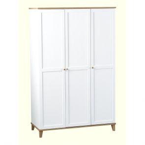 Colby 3 Door Wardrobe