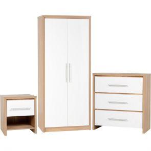 Lamorna Trio Bedroom Set
