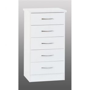 Havana 5 Drawer Narrow Chest