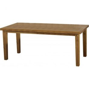 Tilla Pine 6' Dining Table Only