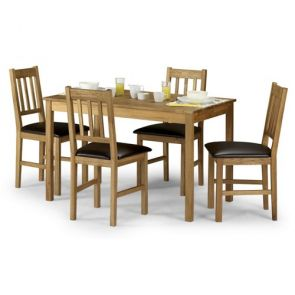 Padstow Rectangular Table With 4 Chairs