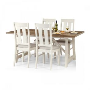 Portland Dining Table & 4 Chairs