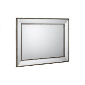 Mirrors Beaded Wall Mirror
