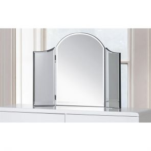 Mirrors Curved Dressing Table Mirror