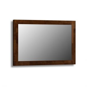 Mirrors Wenge Wall Mirror