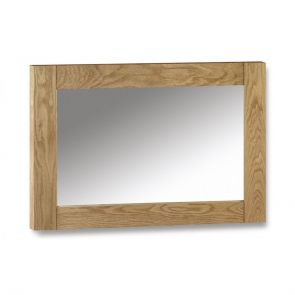 Mirrors Oak Wall Mirror