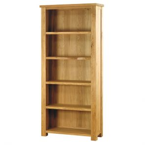 Oakmoor Large Open Bookcase