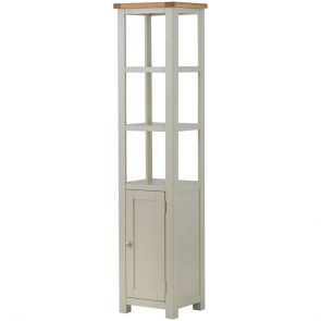 Torre Shelf with Cupboard