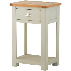 Torre 1 Drawer Console Table