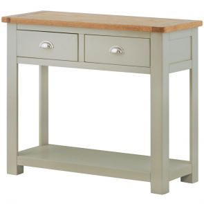 Torre 2 Drawer Console Table