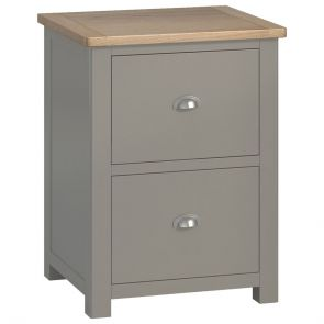 Torre Office 2 Drawer Filing Cabinet