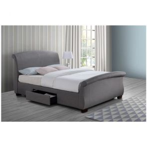 Belano Fabric Bed With Drawer