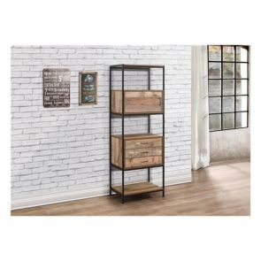 Lucca 3 Drawer Shelving Unit