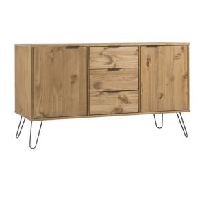 Highland Medium Sideboard 2 Door 3 Drawer