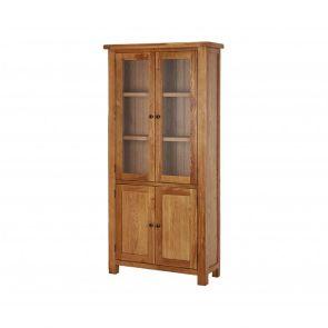 Oakhampton  Display Cabinet