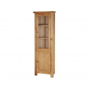 Oakhampton  Corner Display Cabinet