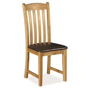 Oakhampton Dining Dining Chair With Pu Seat
