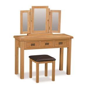 Oakhampton Bedroom Triple Mirror