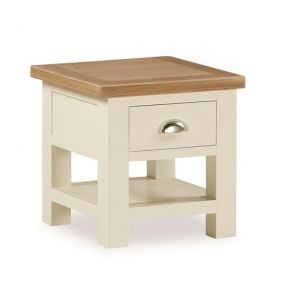 Tamworth Lamp Table With Drawer