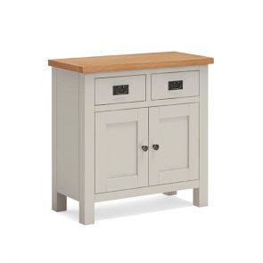 Newbury Mini Sideboard 2 Drawer 2 Door
