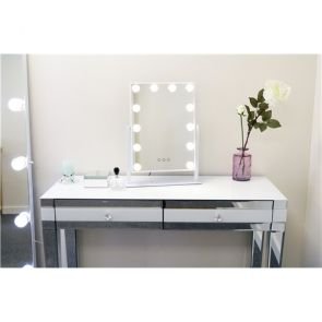 Hollywood Mirrors Small Dresser Mirror