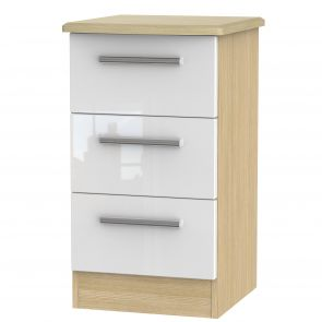 Chelsea 3 Drawer Locker