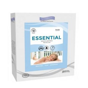 Essential  Fitted Skirt Mattress Protector