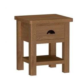 Gainsbrough Dining 1 Drawer Lamp Table