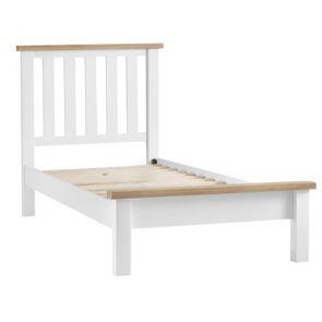 Fairford White Bedroom 3' bed