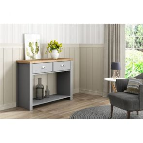 Warwick Occasional 2 Drawer Console Table