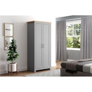 Warwick Bedroom 2 Door Wardrobe