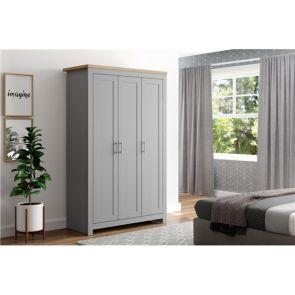 Warwick Bedroom 3 Door Wardrobe