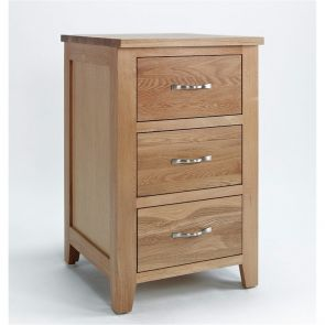 Kingsbridge Dining 3 Drawer Desk Cabinet