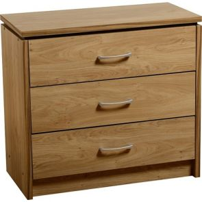 Bridford 3 Drawer Chest